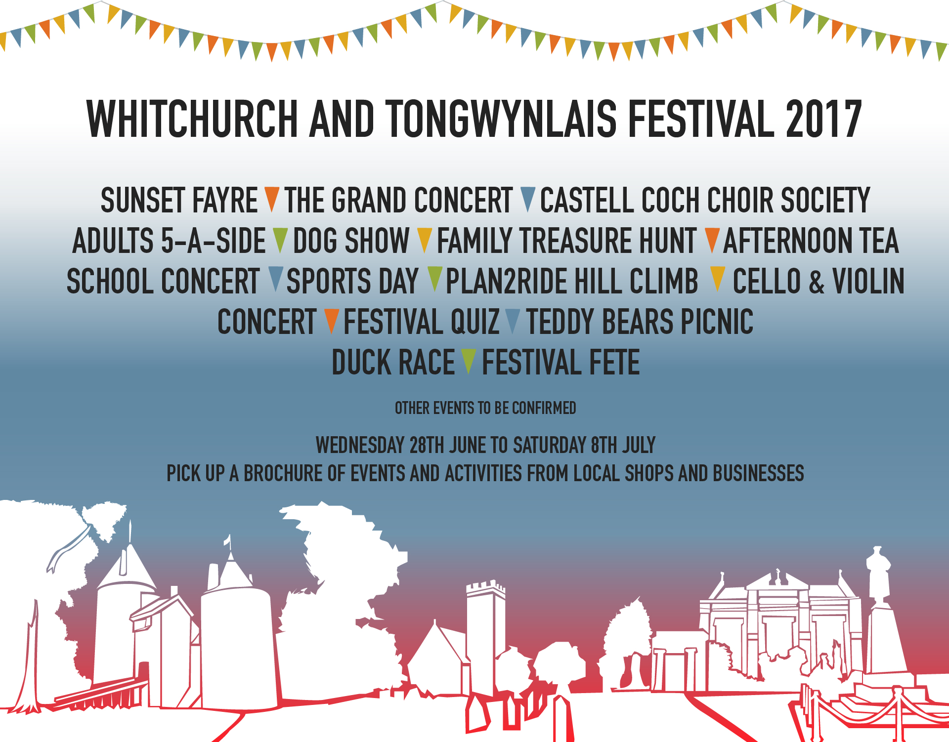 Whitchurch Tongwynlias Festival